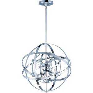 Sputnik Pendant By Maxim Lighting 25130pc Sputnik Pendant Light