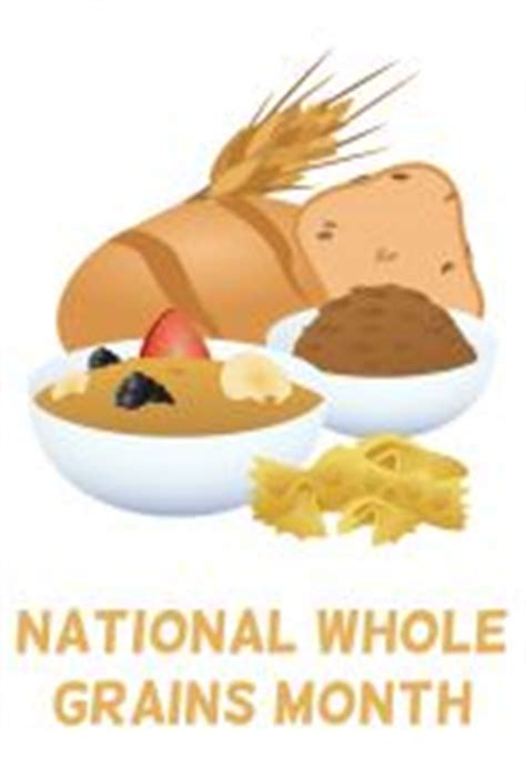 whole grains month search clipart free nutrition and healthy food clipart