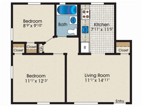 find floor plans find out 600 sq ft house plans 2 bedroom indian awesome simple house plans