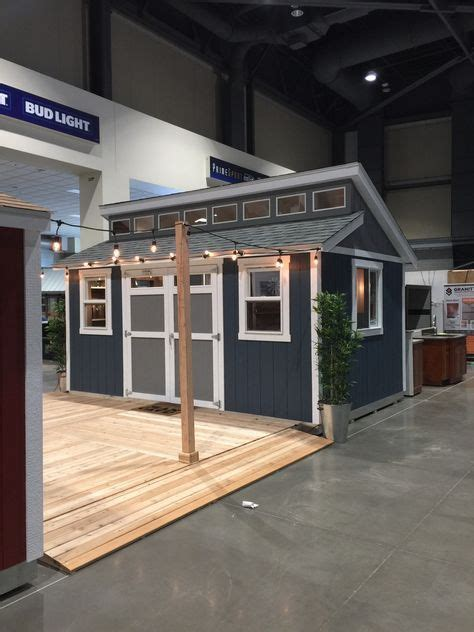 design  man cave worthy   grunt tuff shed small