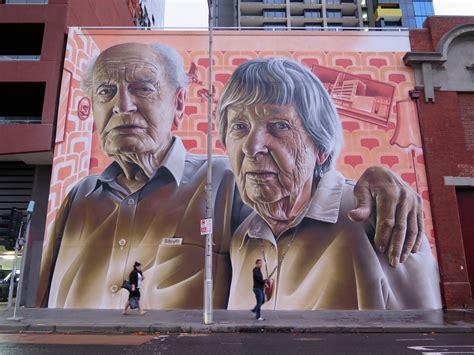 streetartnews grandparents  smug  melbourne