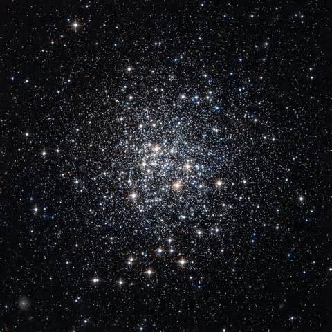 Space L by Apod 2012 August 19 M72 A Globular Cluster Of