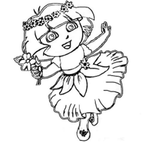 dora ballerina coloring pages printable coloring pages dora printable coloring page
