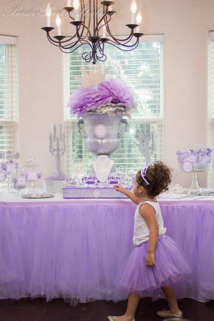 Simple Birthday Decorations At Home by How To Diy No Sew Tulle Tutu Table Skirt Video Fab Art Diy