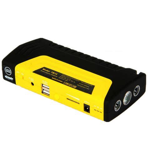 emergency car battery charger lunda 12v emergency car jump starter multi function power
