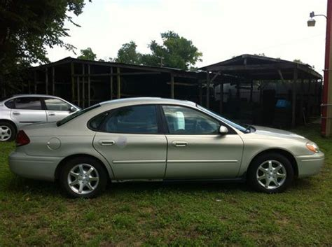 2007 ford taurus sel 3 0 liter ohv find used 2007 ford taurus sel sedan 4 door 3 0l in liberty texas united states for us 5 999 99