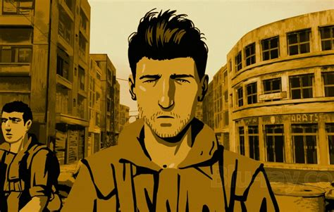 waltz with bashir an animated war documentary waltz with bashir the fallibility yet persistence of
