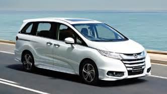 Honda Odssy 2014 Honda Odyssey Review Carsguide