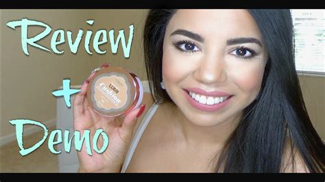 review demo l oreal evercurl new l oreal true match lumi cushion review demo skin