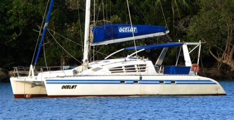 kronos catamaran for sale wauquiez forever