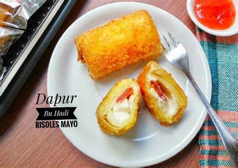 resep risoles mayo oleh bu hadi cookpad
