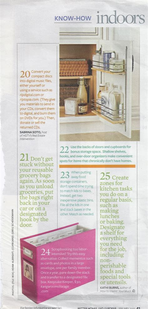 pinterest de cluttering ideas bhg 25 tips to declutter home sweet home pinterest