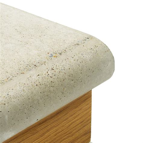 Styrofoam Concrete Countertop Forms by Counter Top Form Bullnose Fb001