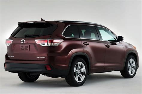 All Toyota Suvs Used 2014 Toyota Highlander Suv Pricing For Sale Edmunds