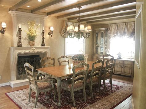 old world dining room rooms and spaces design ideas photos of kitchen bath