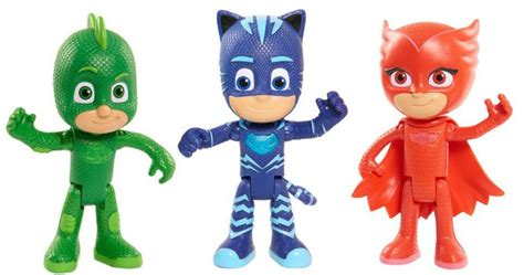 pj masks figures pj masks deluxe talking figures just 7 98 each more