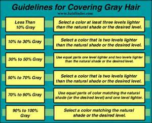 best way to color gray hair haircolor to hide gray hair the use of haircolor that