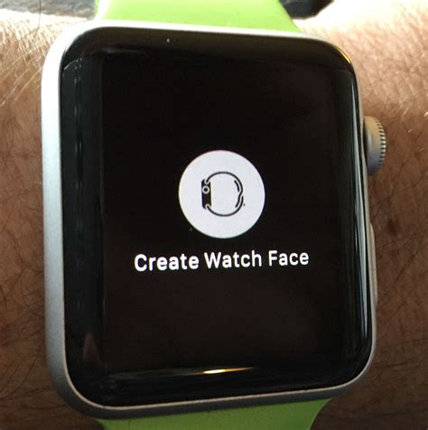 design apple watch face give your apple watch a facelift with watchos 2 cult of mac