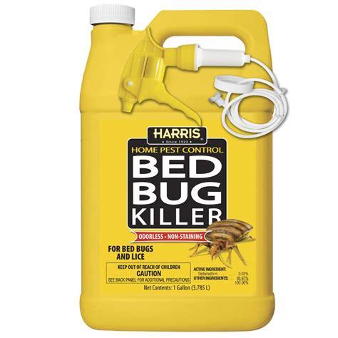 bed bug spray  oz pf harris deltamethrin ready