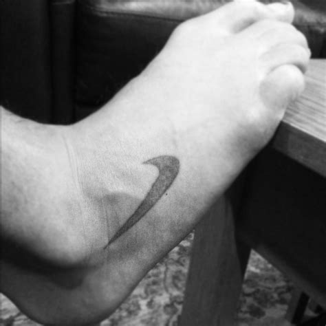nike tattoo nike my favorite it my style