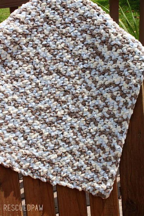 crochet pattern using bernat blanket yarn crochet baby blanket pattern sea soft crochet baby