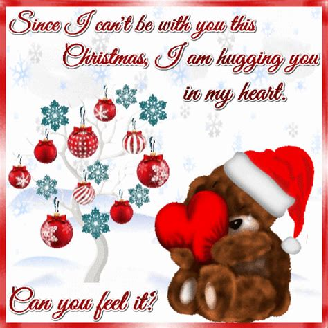 hugging    heart  xmas    ecards greeting cards