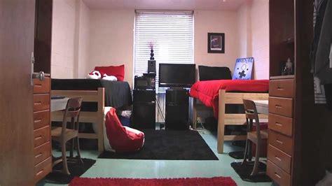 ecu rooms residence tour jones