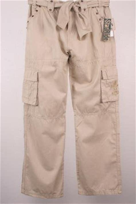 plus size khaki cargo pants   pant so