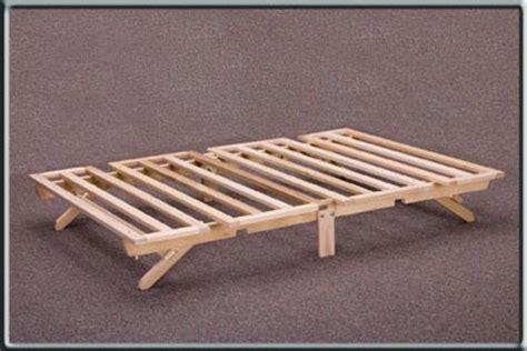 fold away futon fold away platform bed by futons net