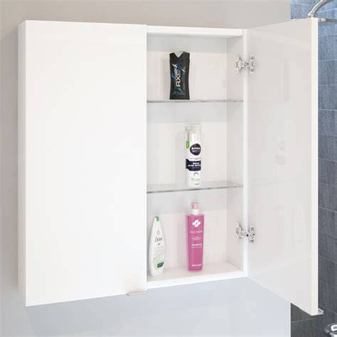glass shelves bathroom patello white 2 door wall cabinet glass shelves buy