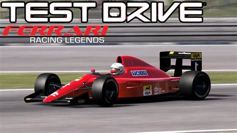 test drive racing legends f1 90 test drive racing legends