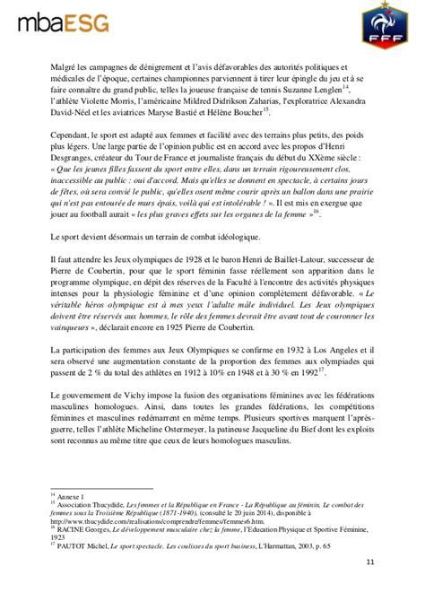 Mba Esg Avis by St 233 Phanie Hague Thibault Huc La Femme Est L
