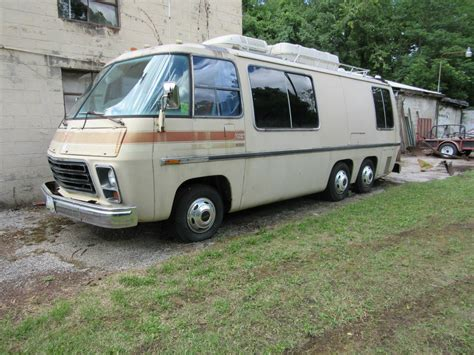 1975 gmc motorhome parts 1974 gmc motorhome for sale in batavia ohio