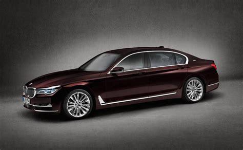 what is xdrive bmw bmw m760li xdrive m performance limousine revealed