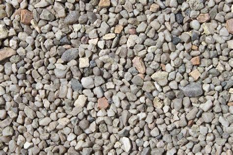 texture ghiaia granito schiacciato e ciottoli di ghiaia texture sfondo