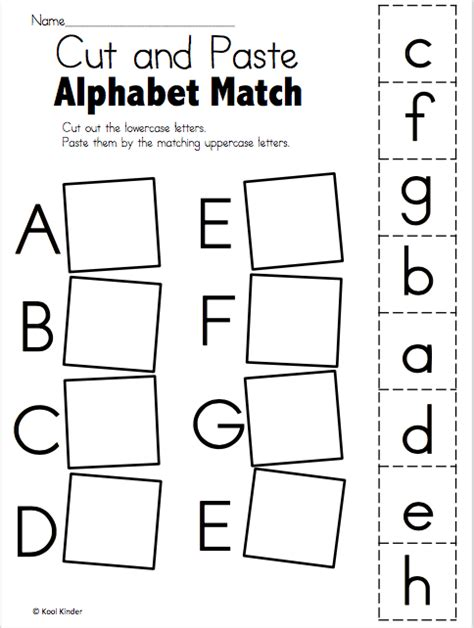free tree letter matching a to m great winter and alphabet matching worksheets switchconf