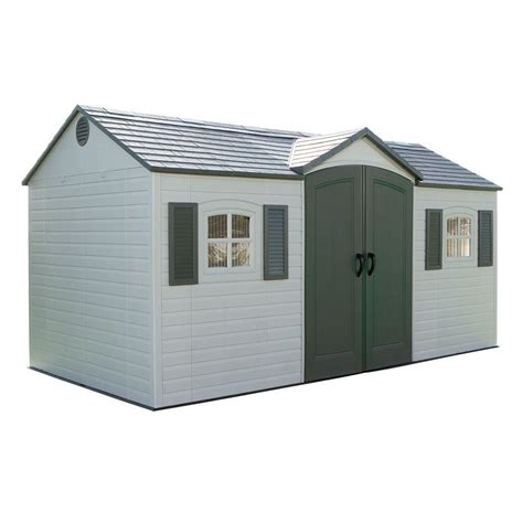 Outside Storage Buildings Sheds Sheds Garages Outdoor Storage The Home Depot