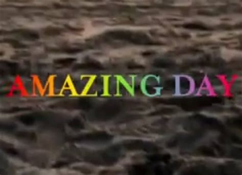 coldplay amazing day coldplay shares fan made video for amazing day