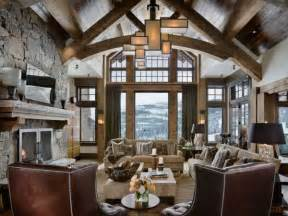 French Art Deco Chandelier Gorgeous Homes In Alpine Chalet Style Country Home