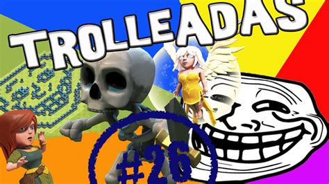 misin clash un esqueleto cuando un esqueleto no basta empezando clash of clans con android 26 espa 241 ol youtube