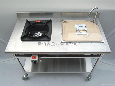 Wok Kitchen Appliance by Stainless Wok Kitchen On Wheels Kh W Hoki China