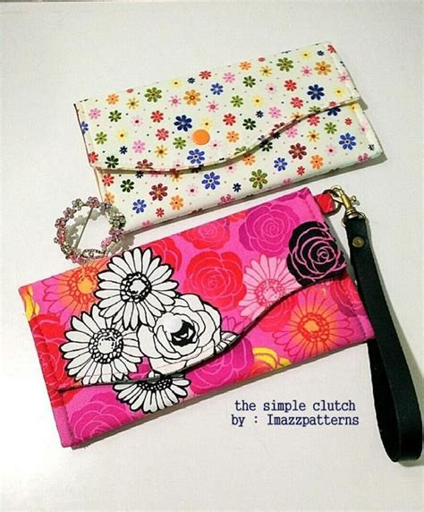clutch pattern pinterest clutch purse free pattern and clutches on pinterest