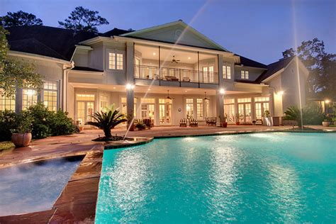 big houses with pools tumblr image 786761 by marco ab on favim com
