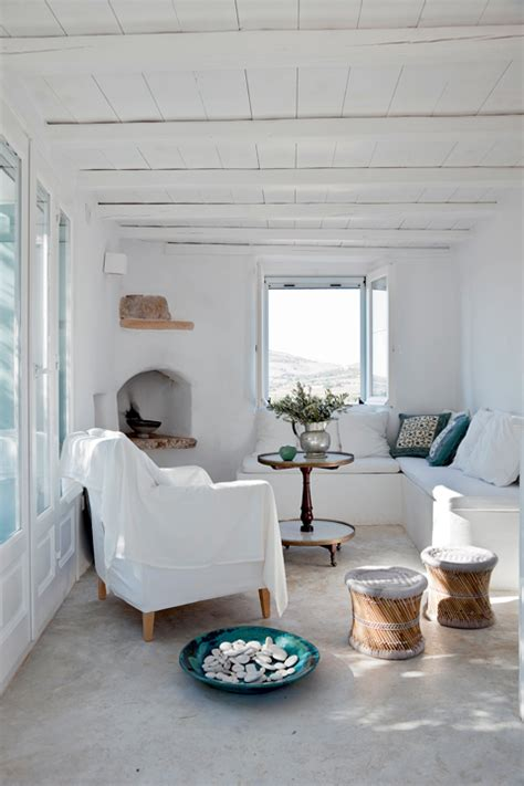 white summer house in greece 79 ideas