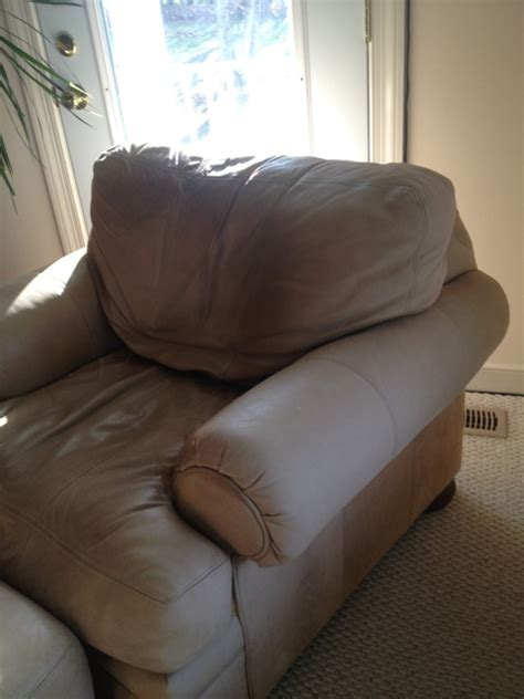 how to clean nubuck leather couch nubuck sofa and loveseat removing body oil stains
