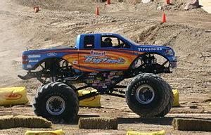 bigfoot truck wiki bigfoot truck