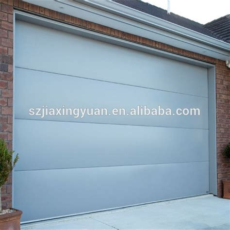 Garage Door Panel Prices 2015 Excellent Heat Insulation Flat Panel Garage Doors Prices Buy Flat Panel Garage Doors