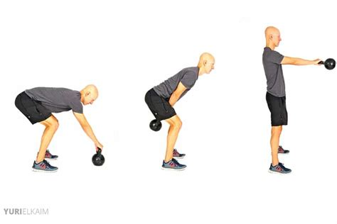 Kettlebell Swing Weight Loss by 14 Kettlebell Exercises For Weight Loss Free Printable