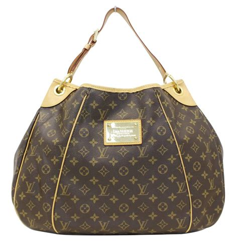 louis vuitton monogram canvas galliera gm shoulder bag