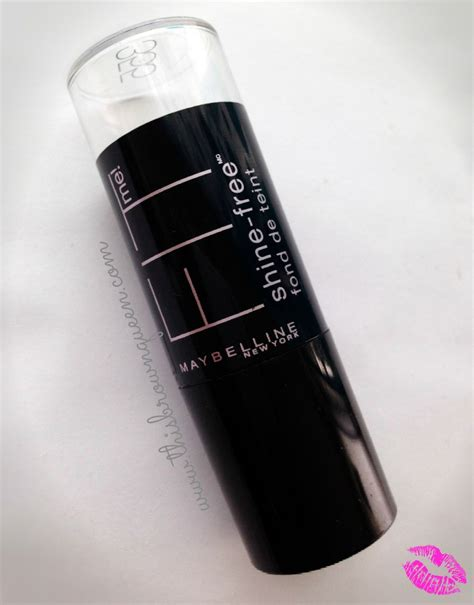 Maybelline Foundation Stick review maybelline fit me foundation stick this